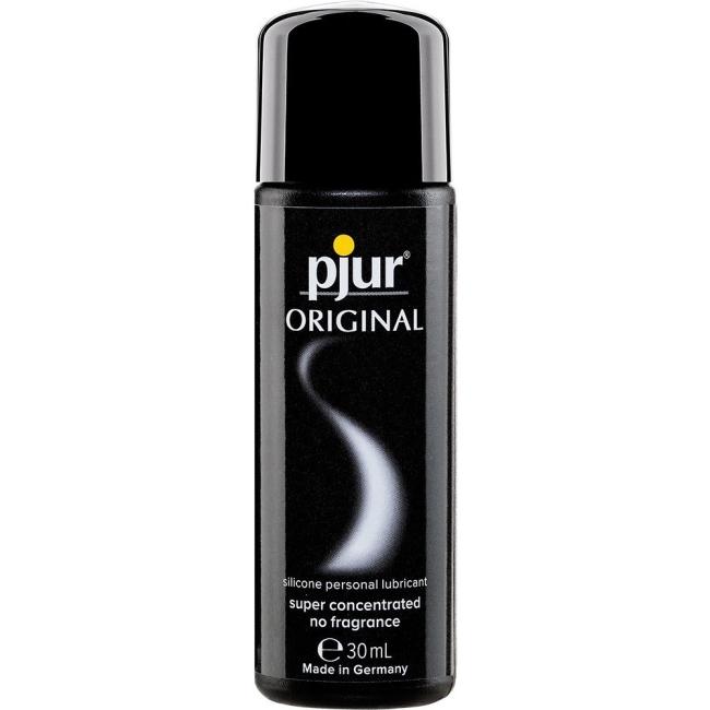 Pjur Original 30 Ml Silikon Bazlı Yüksek Kaliteli Kayganlaştırıcı Jel