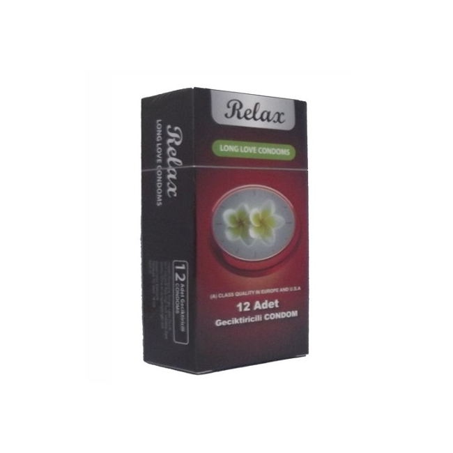 Rlx Long Time Prezervatif
