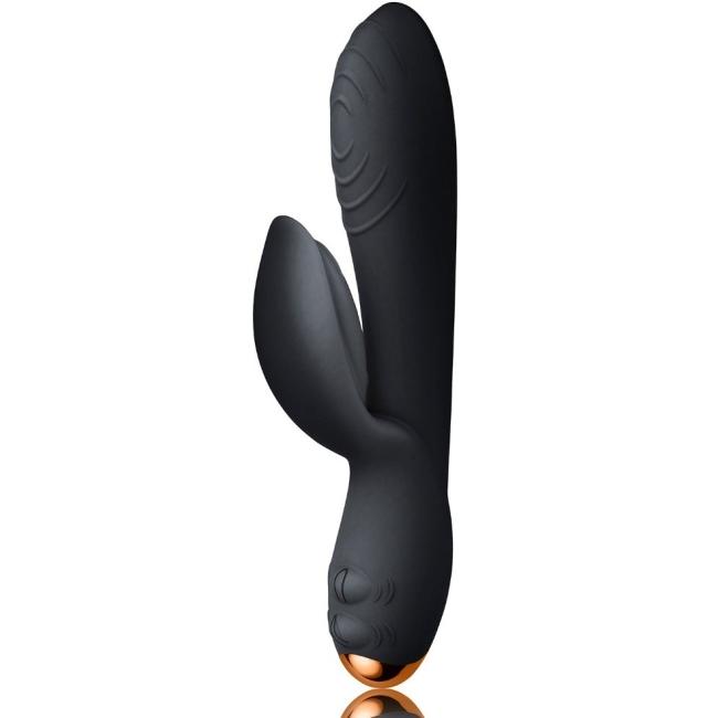 Rocks-Off Every Girl 10 Titreşim Modlu Siyah Rabbit Vibratör