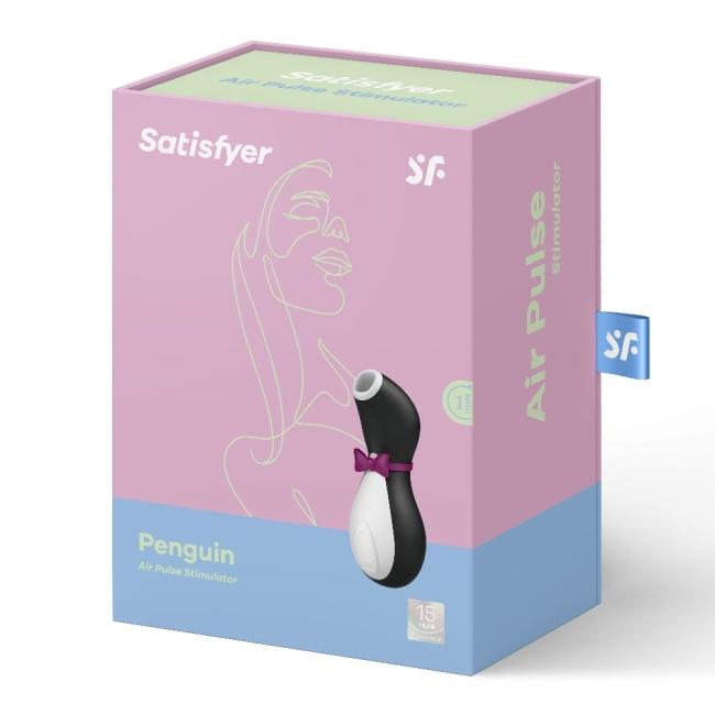 Satisfyer Pro Penguin Next Generation Emiş Yapabilen Yeni Nesil Vibratör