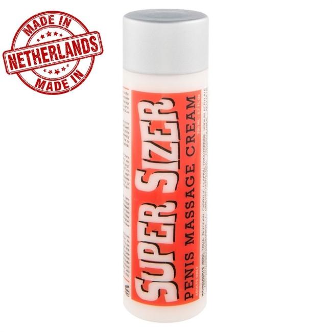 Super Sizer 200 Ml Penis Message Cream