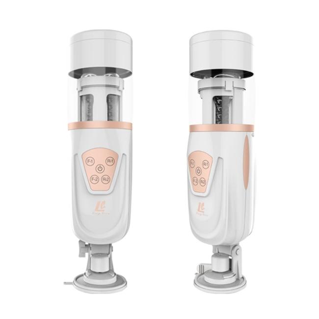 Telescopic İler Geri Giden Hava Pompalı  Vantuzlu Otomatik Vajina