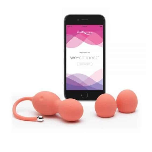 We-Vibe Bloom Telefon Kontrol Kegel Egzersiz Topları