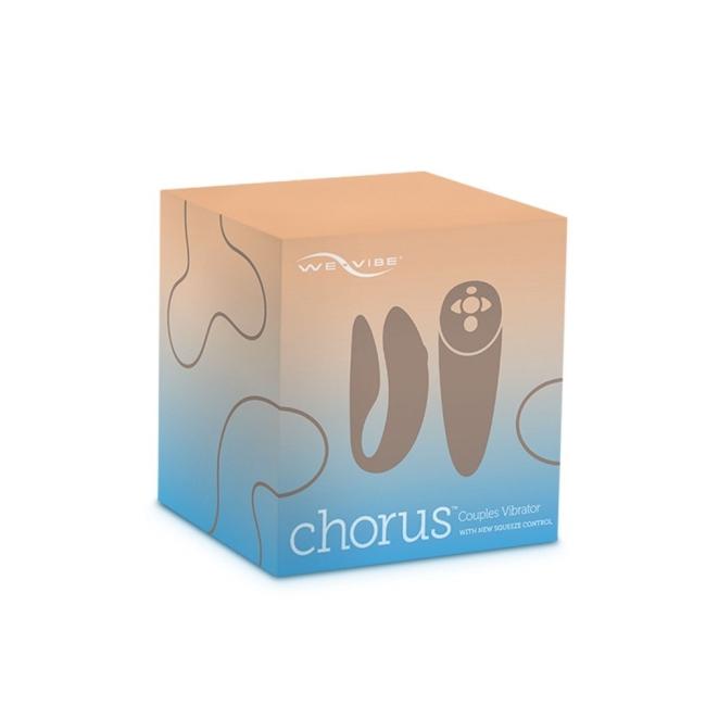 We-Vibe Chorus Blue Çiftlere Özel Vibratör