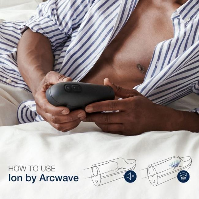 Arcwave İon Dünyanın İlk Yapay Akıllı Teknolojili Mastürbatörü