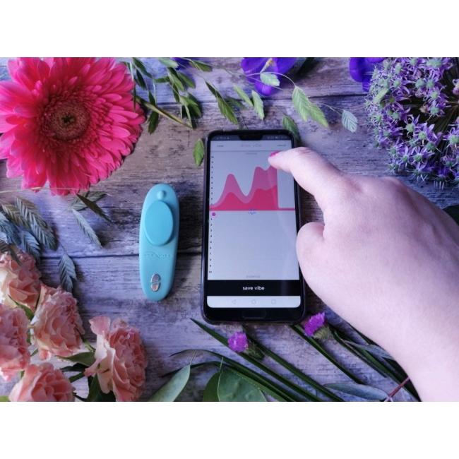 We-Vibe Moxie Akıllı Telefon Uyumlu Giyilebilen Vibratör
