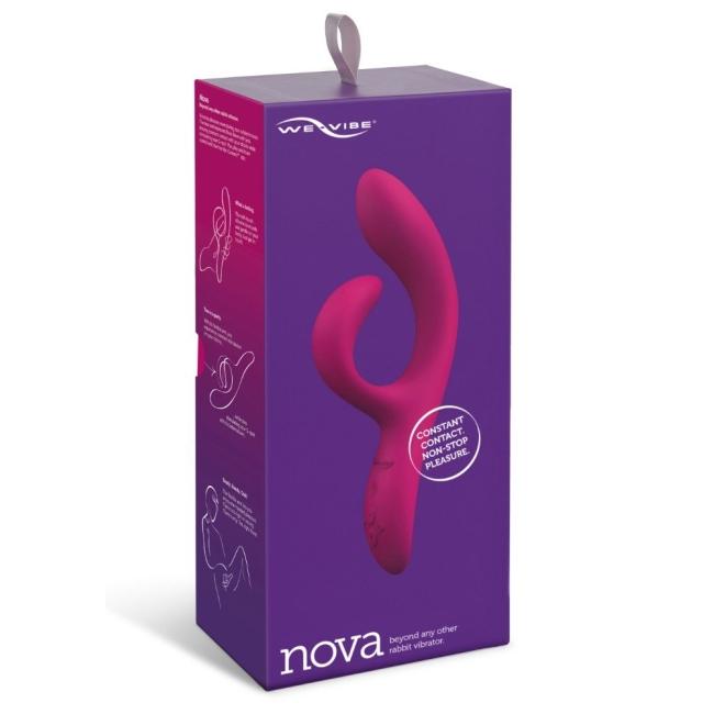 We-Vibe Nova 2 Telefon Kontrol Vibratör