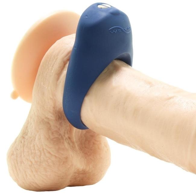 We-Vibe Pivot Telefon Kontrol Titreşimli Penis Halkası