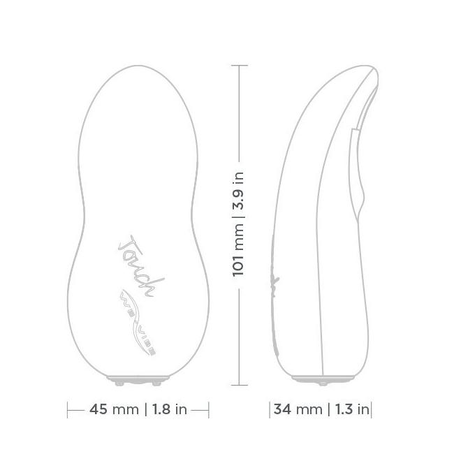 We-Vibe Touch Mini Vibratör (Kutusuz Sıfır Ürün)