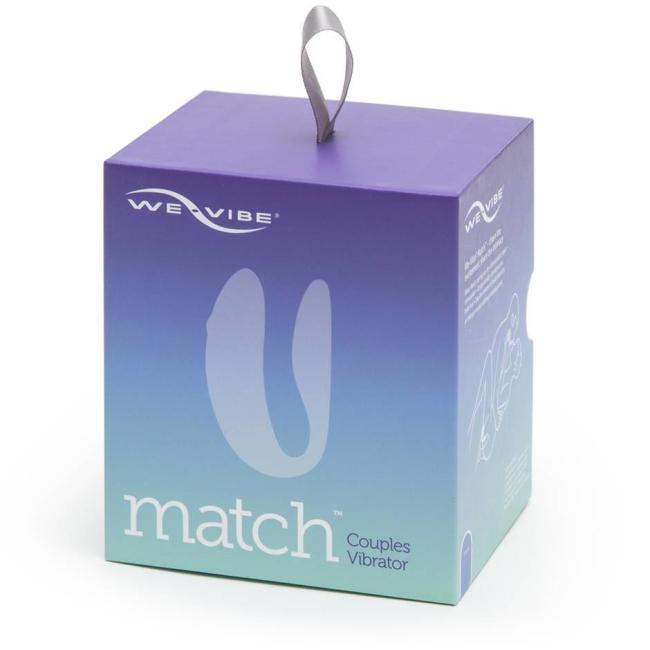 We-Vibe Match Çiftlere Özel Kumandalı Vibratör