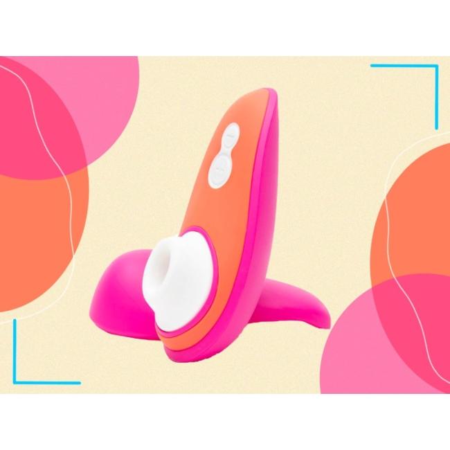 Womanizer Liberty by Lily Allen Rebellious Pink Klitoris Uyarıcı Vibratör