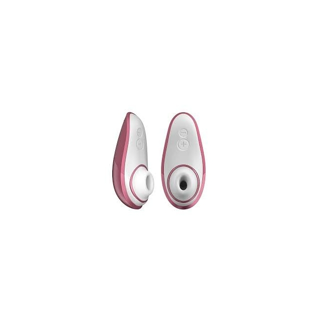 Womanizer Liberty Pink Rose Klitoral Smilasyon Vibratörü