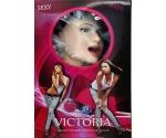 Victoria Sesli& Titreşimli Realistik Vajinalı Bebek