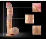 Love Toy Damarlı King Sized  30 Cm Dev Realistik Penis