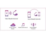 Lovense Lush 2.0 Yeni Nesil Telefon&Tablet Kontrol Vibratör