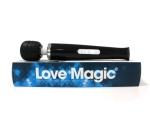 Magic Wand 20 Hızlı Şarjlı Siyah Masaj ve Orgazm Vibratör