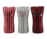 Magical Kiss Realistik Suni Vajina Mastürbatör Cup Kırmızı-Siyah